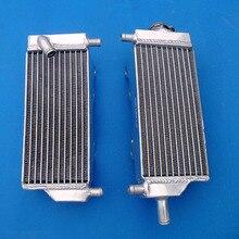 Обувь по заводским ценам алюминиевый радиатор для HONDA CR250R CR 250 R 2-х тактный двигатель 1992-1996 92 93 94 95 96