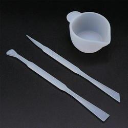 Емкость для смешивания ручной работы легко чистить многоразовые инструменты силиконовая полимерная форма комплект эпоксидные палочки