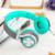 Sound intone c8 ligero plegable auriculares auriculares con micrófono y control de volumen para iphone, smartphones android, mp3