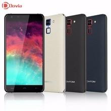 Doogee HOMTOM HT30 3 г телефон 5.5 дюймов Android 6.0 MTK6580 Quad Core 1 ГБ оперативной памяти 8 ГБ ROM сканер отпечатков пальцев двойной камеры мобильного телефона