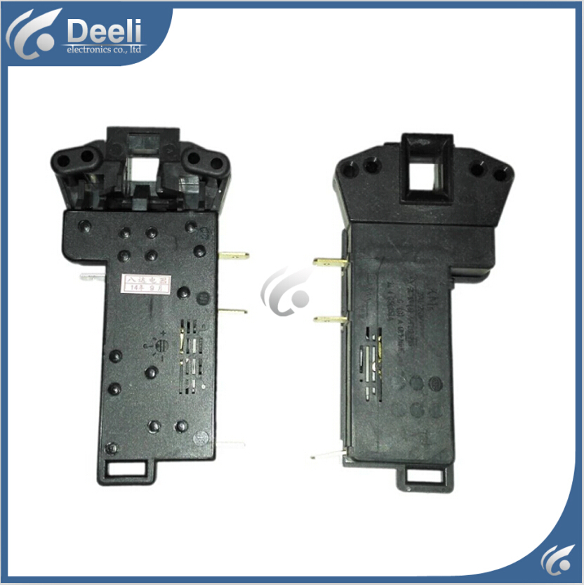 Original for Haier washing machine electronic door lock delay switch 4 pin