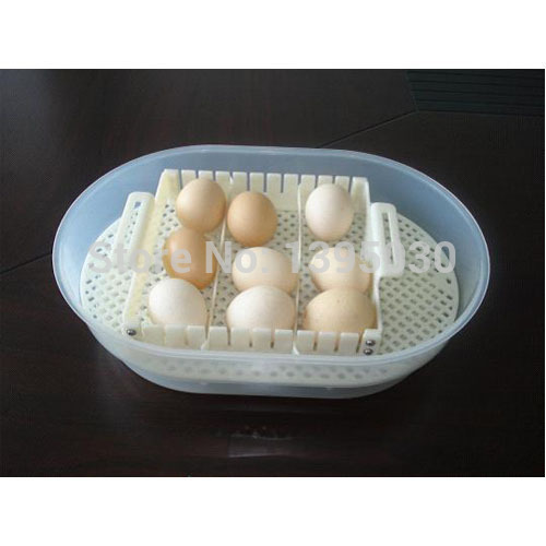 Mini Automatic digital egg incubator hatcher brooder automatic digital egg incubator mini multifunctional hatcher electric hatching machine chicken brooder