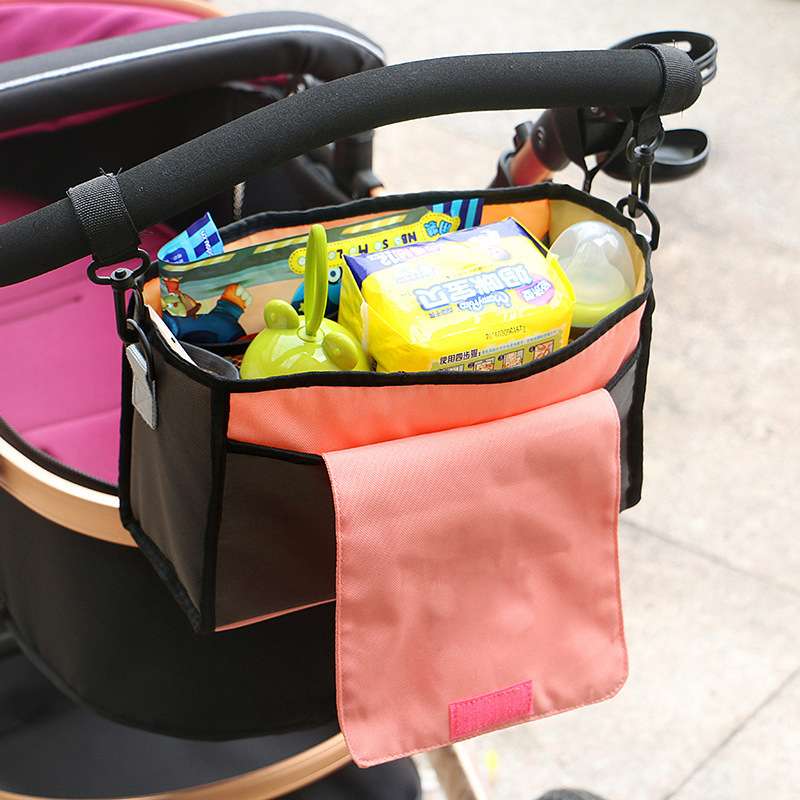 Thermal Insulation Baby Diaper Bags Waterproof Mommy Bag Storage Organizer Travel <font><b>Accessories</b></font>