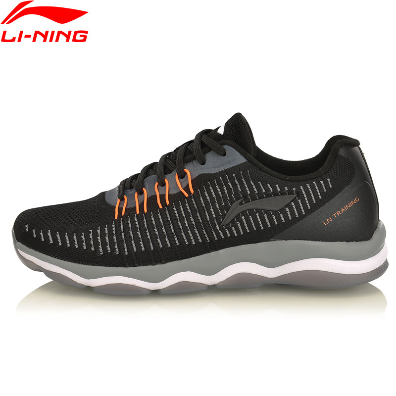 Li Ning Men GO MASTER LT Training Shoes Cushion Mono Yarn Breathable Wearable LiNing Sport Shoes