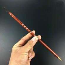 Кисть для китайской каллиграфии 3 шт/лот ручка маленькая кисть