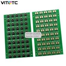 20x CE285A чипованный картридж-тонер 285A совместимый для hp P1100 P1102 M1132 M1212 M1217 Impressoras Лазерного Принтера Картриджи-чипы