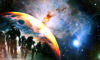 Halo 1 2 3 4 Game Fabric Poster 40 X 24 Decor 3 101