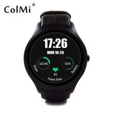 ColMi Android SmartWatch VS90 Wetter Erinnerung Wifi GPS Pulsmesser Bluetooth MTK6572 Schieben APP Call Nachricht Erinnerung