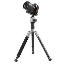 150 см Selens DSLR Камера штатив монопод Профессиональный алюминиевый фотографического Путешествия складной штатив Камера стенд