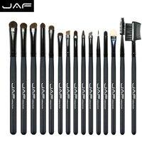 15 Pcs Pony Hair Eye Shadow Foundation Eyebrow Brush Brand Makeup Brushes Professional Cosmetic Kits Make