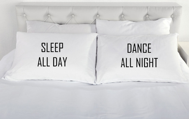 Aliexpress.com : Buy Sleep All Day Dance All Night