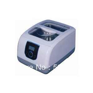 2L Grey Plastic Digital Ultrasonic Cleaner with LCD Display screen and Temperatuer Setting bebelot чужой