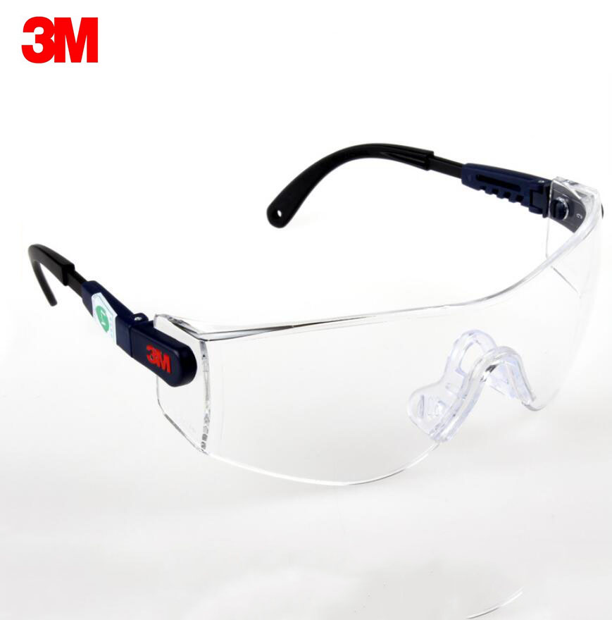 цена на 3M 10196 Safety Goggles Eye Protection Anti-Shock /Dust and Sand Splash Wind Mirror KL0427