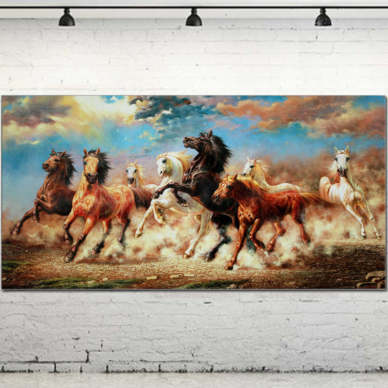 Horse Wall Art Paint Horse