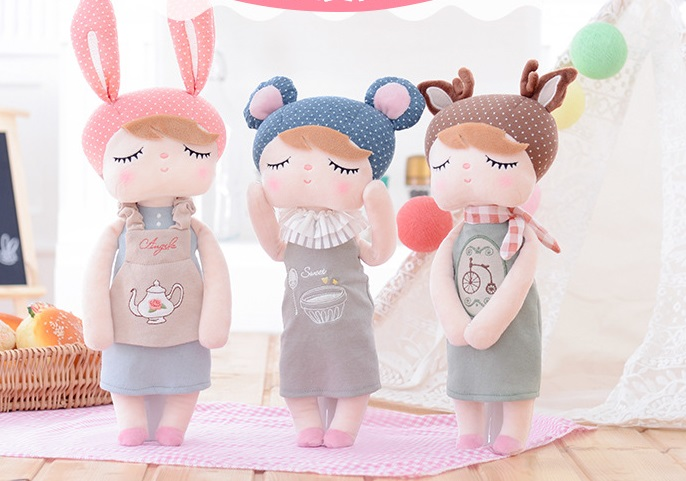 angela backpack Gifts high quality Sweet Cute koala rabbit doll  baby plush doll for kids panda butterfly bee poupee dollsangela backpack Gifts high quality Sweet Cute koala rabbit doll  baby plush doll for kids panda butterfly bee poupee dolls