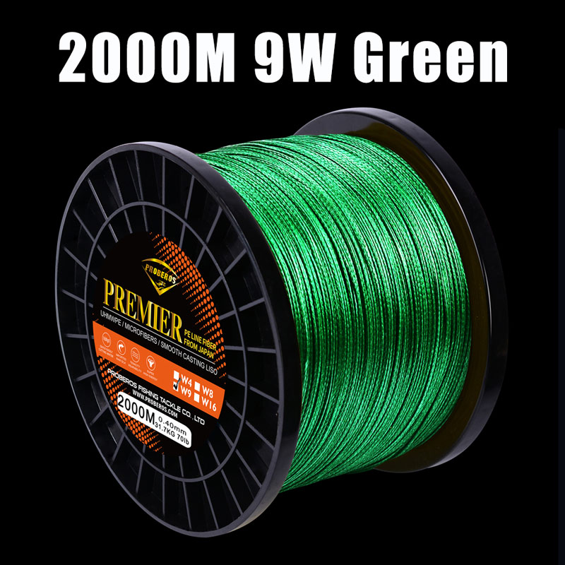 2000M-9W-Green