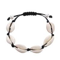 Bracelet White Black