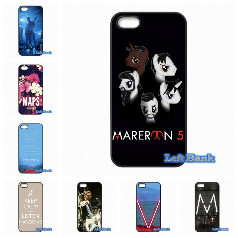 Maroon 5 Phone Cases Cover For Samsung Galaxy 2015 2016 J1 J2 J3 J5 J7 A3 A5 A7 A8 A9 Pro