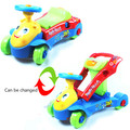 The function of anti rollover control Walker U cart early infant walker music