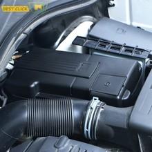 Motore di automobile di Protezione Della Batteria Della Copertura Per VW Tiguan Skoda Kodiaq 2017-Positivo Negativo Della Batteria Anodo Elettrodo Antiruggine Borsette