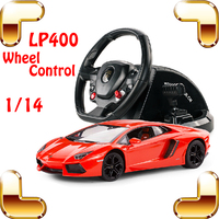 Car Fans Gift 1/14 Luca Serafini RC Street Racing Car Remote Control Race Simulated Model Drifting Collection Toy Vehicle Scale