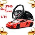 Ventiladores del coche Regalo 1/14 Luca Serafini Street Racing Modelo de Simulación de Carreras de Control Remoto de Coches de Deriva DEL RC Escala de Vehículos de Recogida de Juguetes