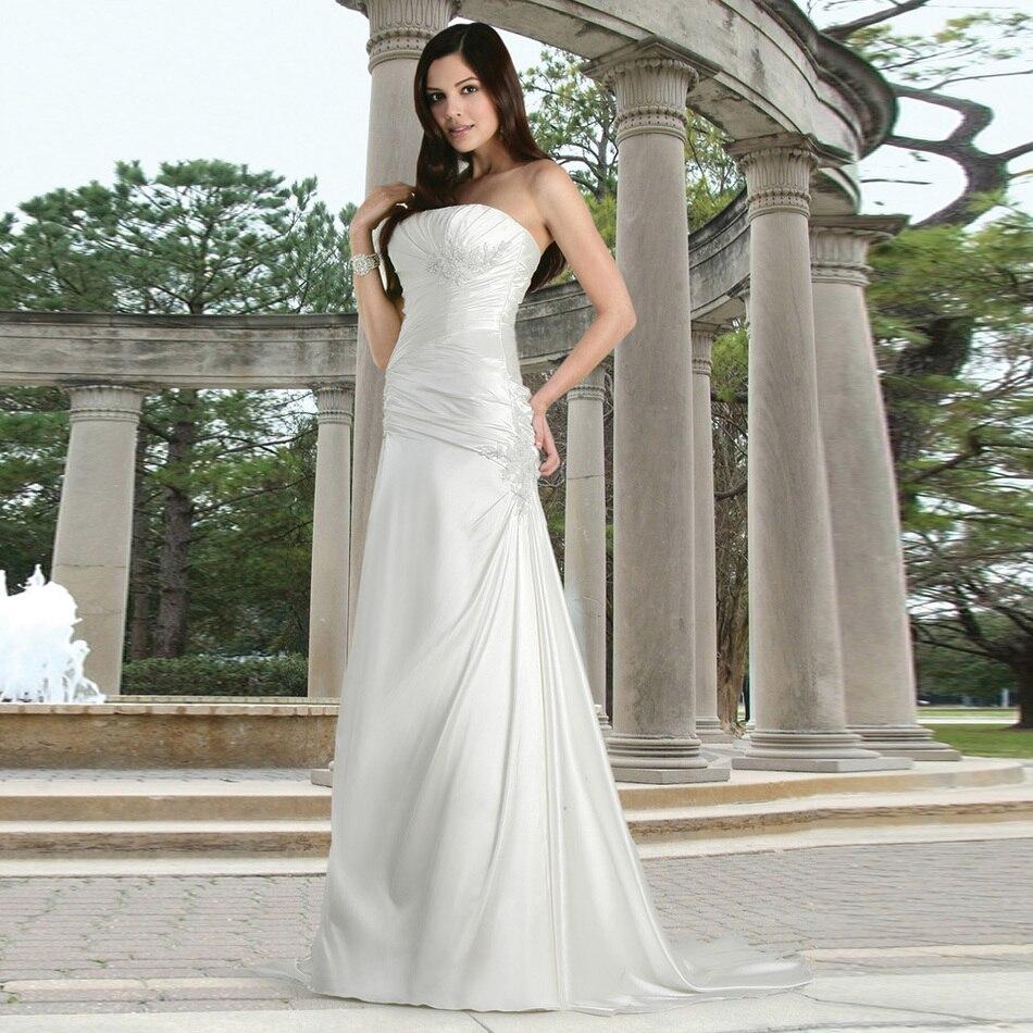 Best Wedding Dresses For Tall Women 76