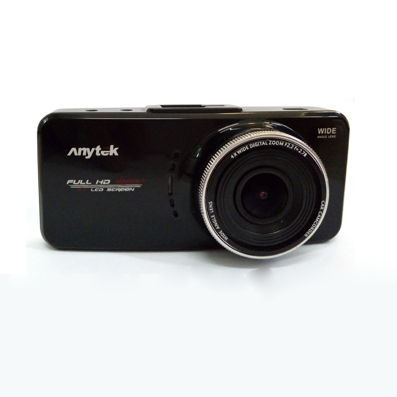 Anytek AT66A full HD Novatek 96650 Car Camera DVR Recorder Black Box 170 Degree Super Night Vision Dash Cam anytek car dvr a100 novatek 96650 car camera ar0330 1080p wdr parking monitor night vision black box
