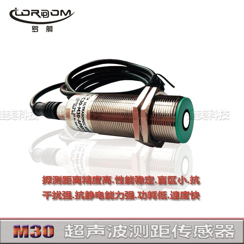 Ultrasonic  UC500-30GM-2EP-IO-V15 IUEP 6000 1000-18GM90A-E2-V1