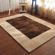 Shu Pana Suave Espuma EVA Meitoku rompecabezas del bebé alfombra de juego; interlock Ejercicio estera; 9 unids/lote Each30X30cm