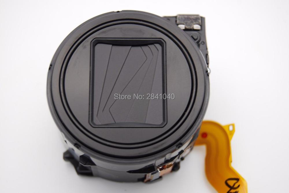 NEW Lens Zoom Unit For Sony Cyber-shot DSC-QX30 QX30 Digital Camera Repair Part Black original digital camera repair parts dsc hx50 zoom for sony cyber shot hx50 lens hx60v lens no ccd unit black free shipping