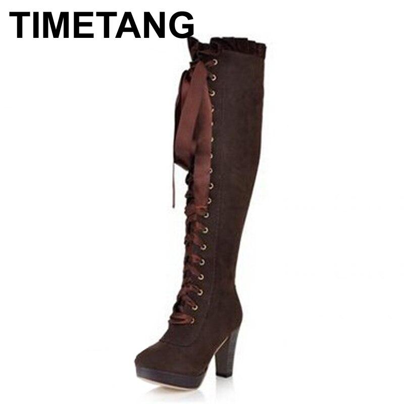 Online Get Cheap Tall Brown Boots for Women -Aliexpress.com ...