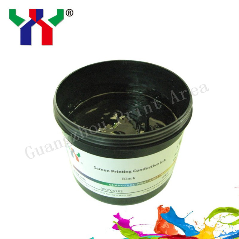 YT 581 Screen Printing High Conductive electrically conductive Carbon Ink 1 kg