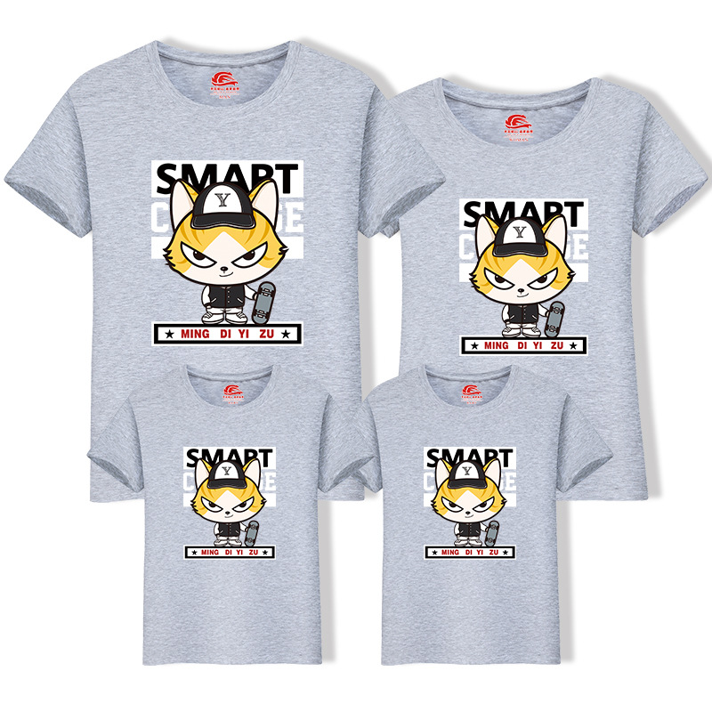 Rodzina Dopasowanie T Shirt dla Mamy Ojciec Big Brother Little Sister - Ubrania dziecięce - Zdjęcie 5