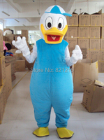 Donald Duck Mascot Costume Walking Cartoon Doll Clothing Free Shipping