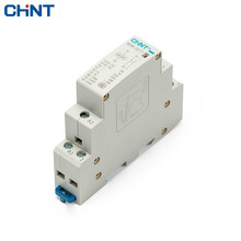 CHINT Household Communication Contactor NCH8-20/11 220V Guide Type One Normally Open One Often Close 2P 20A цены