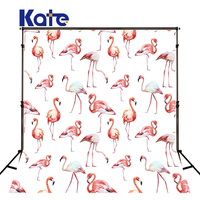 Kate Digital Printing Hotography Flamingos Backdrop For Children Or Party Photography Kids Backdrops