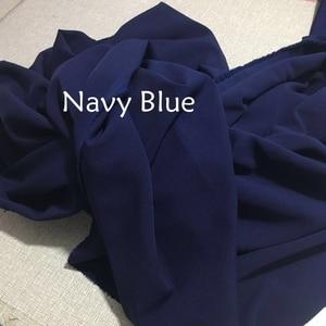 Image 4 - New Arrival High neck Black Evening dress 2020 kaftan dubai Long sleeve mermaid dress Party evening gowns robe de soiree