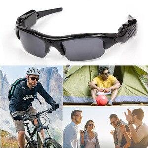 Image 4 - Caméra de lunettes de soleil DVR légère TF Mini enregistreur vidéo Audio Mini enregistreur vidéo DV de haute qualité lunettes élégantes pour adulte