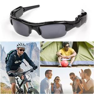 Image 4 - Light weight DVR Sunglasses Camera TF Mini Audio Video Recorder High Quality Mini DV Video Recorder Stylish Eyewear For Adult