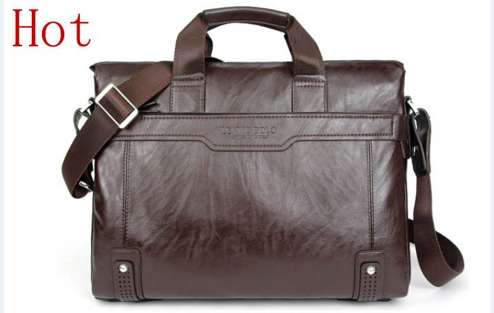 2017 New Arriving Free Shipping Fashion Men S Briefcase Pu Bags Business In Briefcases From Luggage On
