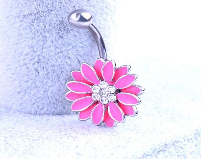 Sexy Belly Button Ring 18 Styles