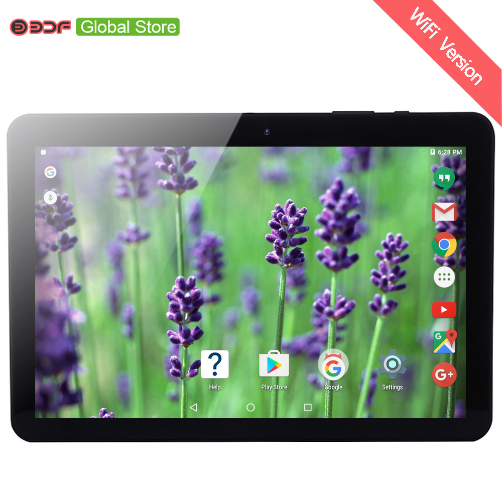 New Design 10.1 inch android 6.0 Tablet Pc 1GB And 32GB 1280*800 TFT LCD Dual Camera 7 8 9 10 tablet Quad Core CPU цена