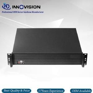 Image 2 - Upscale Al front panel 2u server case RX2400 19 inch 2U rack mount chassis