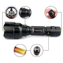 UniqueFire C8 XM-L2  LED Flashlight,Torch,Lantern,Lanterna Bike ,Self Defense,Camping Light, Lamp For Bicycle