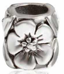Estilo Simple flecha flor hojas Cruz avión amor corazón cuentas ajuste Pandora pulseras para mujeres DIY fabricación de joyas regalo