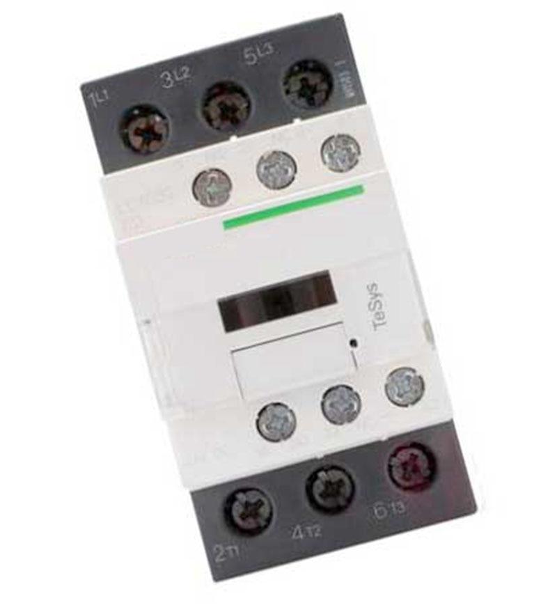 New LC1D32BDC Contactor TeSys D 32A DC 24V LC1-D32BDC tesys d contactor 3p 3no 95a lc1d95 lc1d95nd lc1 d95nd 60v dc coil
