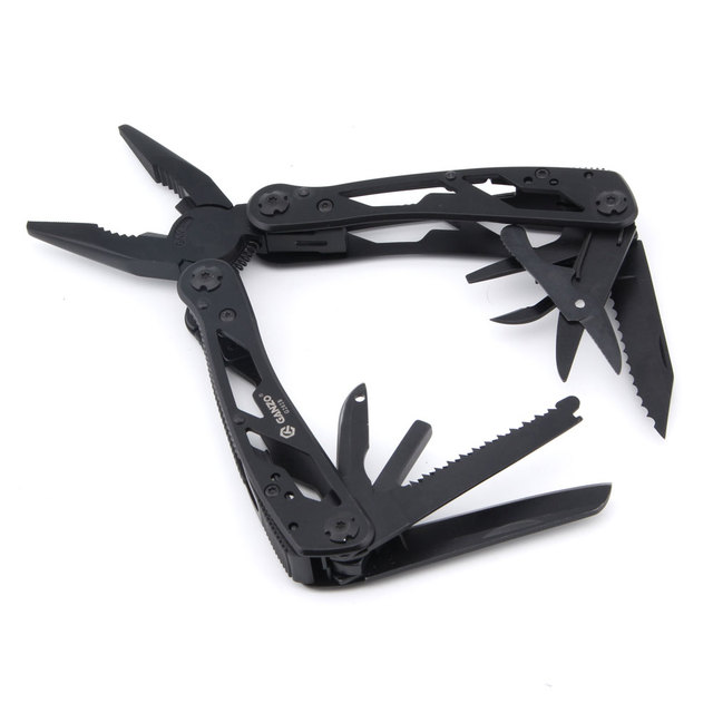 Ganzo G202B G202 Multi Tool Outdoors Military Camping Pliers with Kits Fishing Tools 5