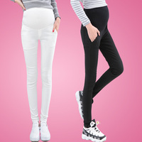 Corea Pantaloni di Maternità 2017 Primavera Nuovo Modello di Modo di Alta Elastico Sostegno Incinta Addome Pantaloni di Buona Qualità