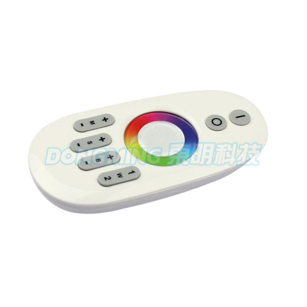 WIFI RGB LED de contrôle 12 V-24 V + sans fil 4 zones RF télécommande tactile pour Mi bande de lumières LED lumière - 4